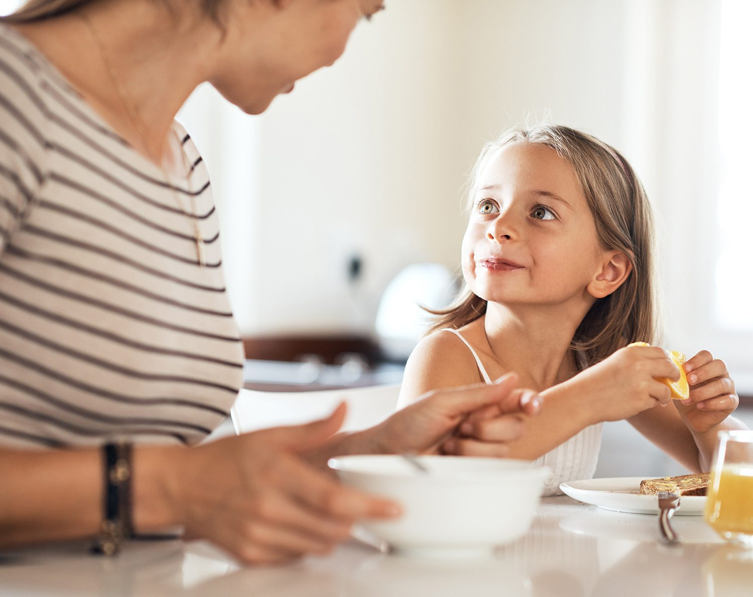 Things To Say When Your Child Is Crying